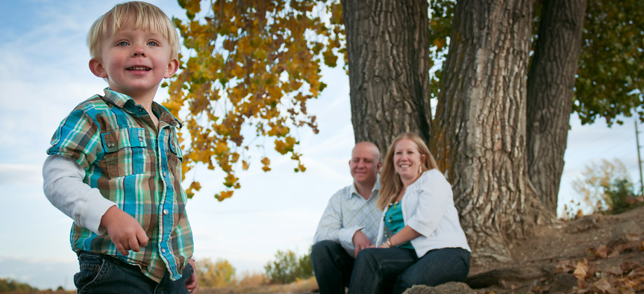 Westminster Family Outdoor Photography Session | David Keating Photography