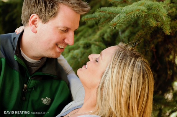 Denver Engagement Photography in Nederland