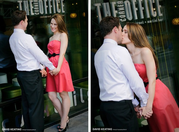 Downtown Denver Engagement Photographer