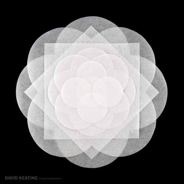 Woven Life Sacred Geometry Art - Denver Commercial Photography
