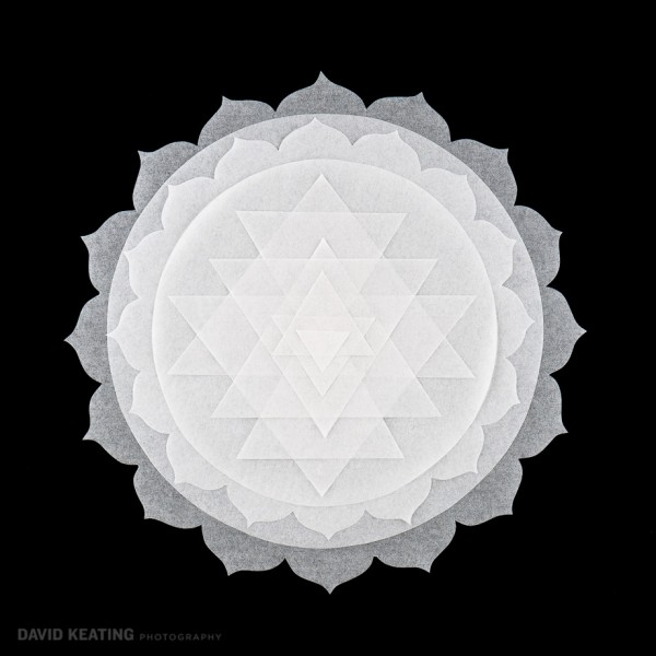Woven Life Sacred Geometry - Denver Commercial Art Photography