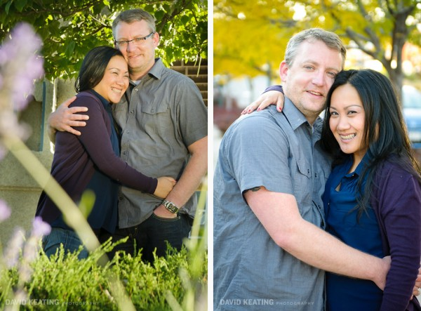 Engagement Photography in Northwest Denver Old Elitch Gardens