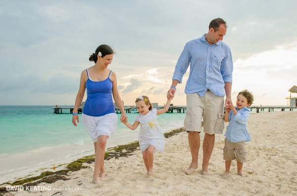 Isla Mujeres Destination Denver Family Photography